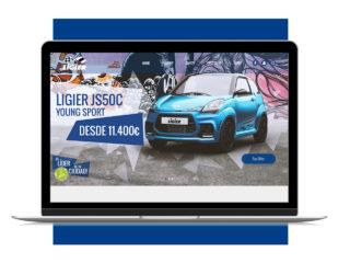 Ligier User Inteface Concept
