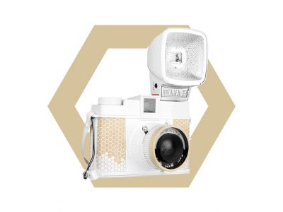 Lomography Diana F+ Honey Comb